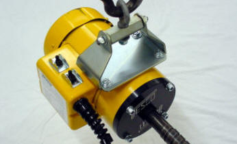 Grinder with Swivel Head